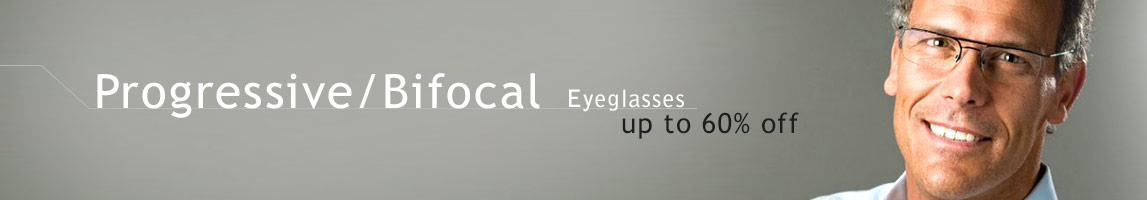 Progressive/Bifocal Eyeglasses at GlobalEyeglasses.com