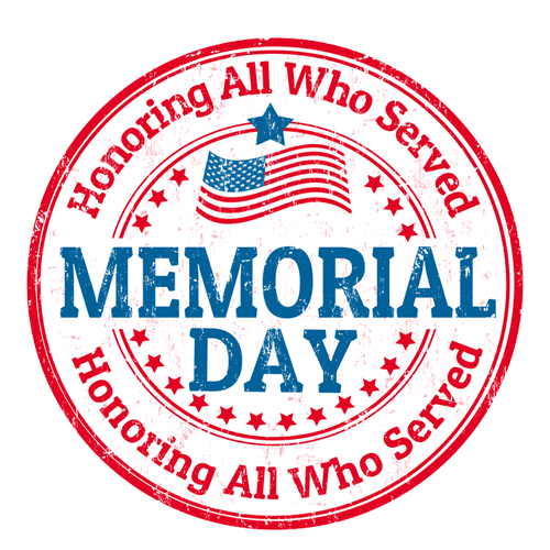 Honoring all who served, Memorial Day! GlobalEyeglasses.com